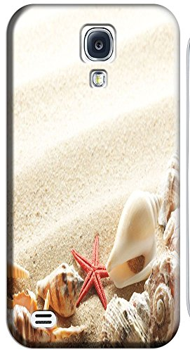 Phones Accessories Beautiful Beach Sunshine Cute Conch Cell Phone Case Samsung Galaxy S4 I9500 # 10 front-780645