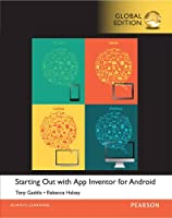 Starting Out with App Inventor for Android Front Cover