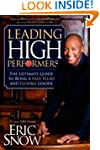 Leading High Performers: The Ultimate...