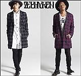 (ゼファレン)ZEPHYREN LIGHT CHESTER COAT コート L BLACK