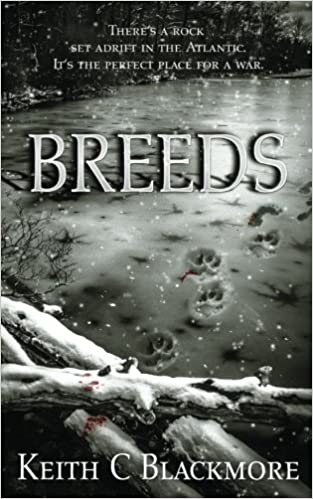 Breeds (Breeds #1) - Keith C. Blackmore