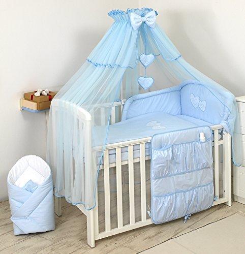 lusso-culla-bambino-letto-a-baldacchino-drappo-big485cm-supporto-blu