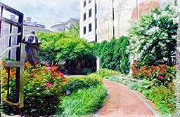 Original Baltimore Art, Basilica Garden