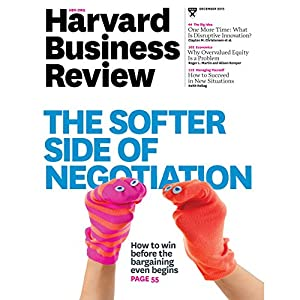 Harvard Business Review, December 2015 Periodical