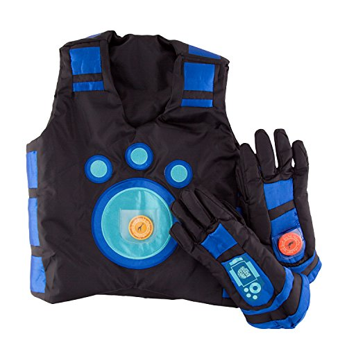 Wild Kratts Creature Power Suit (Martin) - Large, Ages 6-8 Years