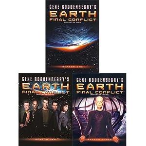 Earth - Final Conflict - Season 4 (Boxset) / Season 5 (Boxset) (2 Pack) movie