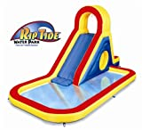 Slip d Slide:Blast area Rip wave inflatable drinking water Park through Blast Zone