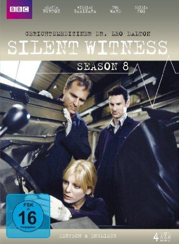 Silent Witness_Gerichtsmediziner Dr. Leo Dalton Season 8 [4 DVDs]