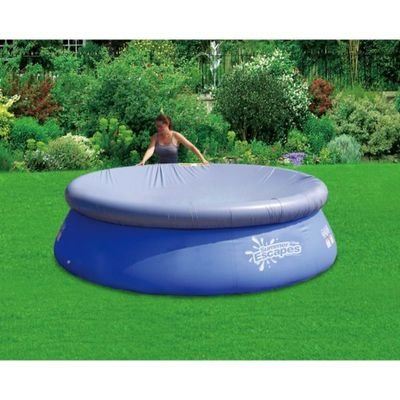 Summer escapes 10 ft pool cover garden supplies outlet for Pool garden outlet