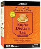 Laci Le Beau - Super Dieters Tea Apricot, 60 bag