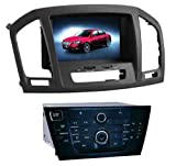 ChiLin Buick New Regal Intelligent Navigation System with High Touchscreen GPS DVD Player Built-in GPS,Bluetooth,TV,AM/FM with RDS, iPod,steering wheel control,rear view camera input