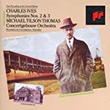 Ives Symphonies 2 & 3   'the C