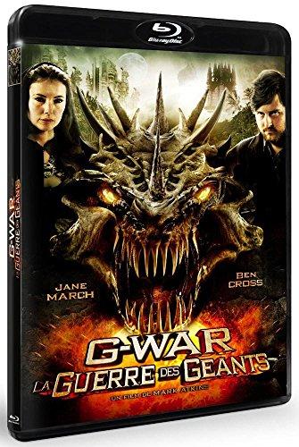 G-war la guerre des géants [Blu-ray] [Edizione: Francia]