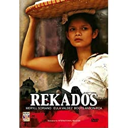 Rekados - Philippines Filipino Tagalog DVD Movie