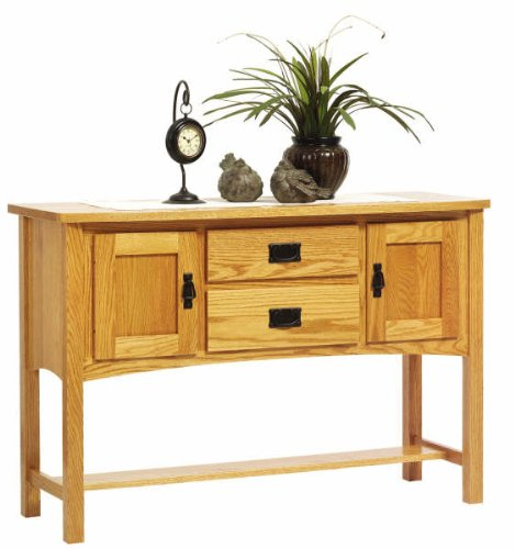 Buy Low Price Amish Furniture House Amish USA made – New Classic Mission Sideboard (B003YD7PE4)