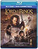 51Kd5e4dhdL. SL160  The Lord of the Rings: The Return of the King (Blu ray + DVD Combo Pack) Reviews