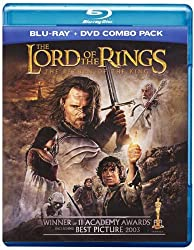 The Lord of the Rings: The Return of the King (Blu-ray + DVD Combo Pack)