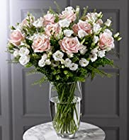 Autograph&#8482; Avalanche&#8482; & Lisianthus Bouquet