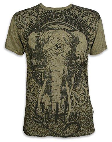sure-vintage-herren-t-shirt-ganesha-elefanten-gott-om-aum-aom-goa-techno-trance-m