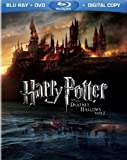 Harry Potter and the Deathly Hallows, Part 2 (4-Disc Blu-ray/DVD Combo UltraViolet Digital Copy Edition with Bonus Disc)