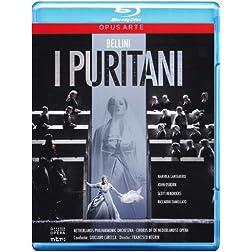 I Puritani [Blu-ray]