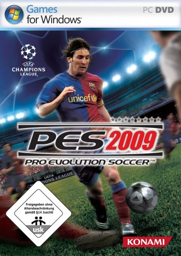 PES 2009 - Pro Evolution Soccer, PC