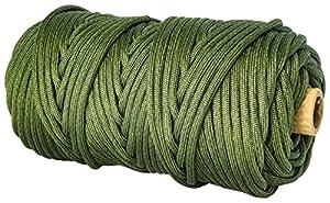 TOUGH-GRID 750lb Camo Green Paracord / Parachute Cord - This Is The Genuine
