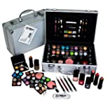 Urban Beauty 53 Piece Travel Cosmetic...