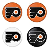 "Philadelphia Flyers NHL Round Badge 1.75"" Badge Magnet at Amazon.com"