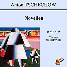 Novellen Hörbuch von Anton Tschechow Gesprochen von: Thomas Gehringer