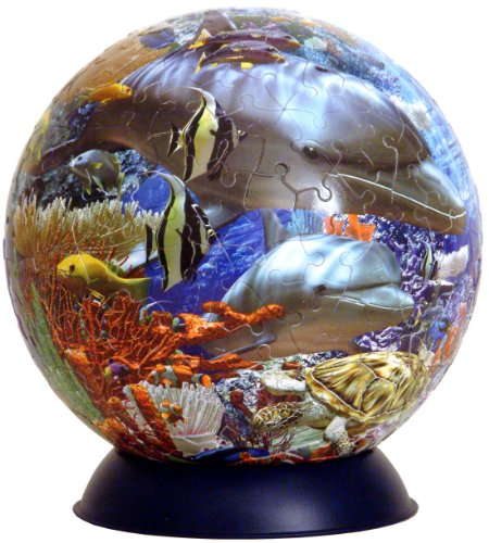 51KdJ6sIQqL Reviews Ravensburger Ocean World   240 Piece puzzleball
