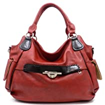 Hot Sale MyLux Handbag K0111 red