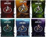 Star Trek: The Next Generation - Season 1-5 [Blu-ray] Import mit deutschem Ton