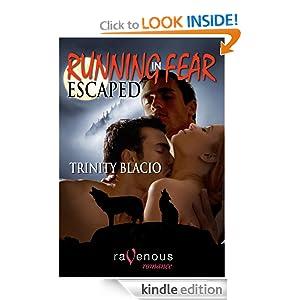 Running in Fear: Escaped Trinity Blacio