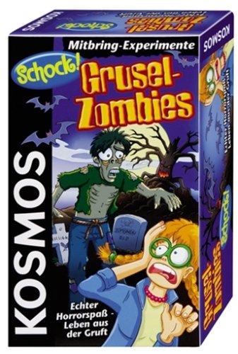 KOSMOS 654061 - Mitbringexperiment Schock! Grusel-Zombies