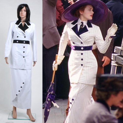 titanic ghost costumes for halloween