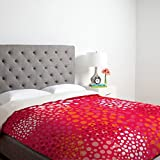 DENY Designs Khristian A Howell Brady Dots-2 Duvet Cover, Twin