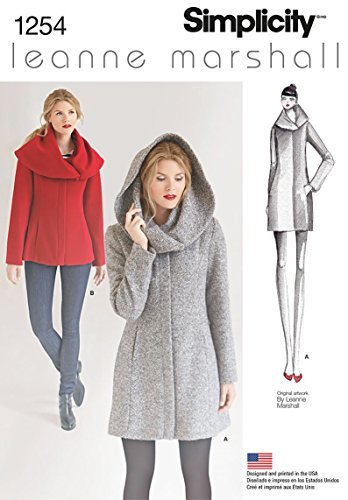 simplicity-leanne-marshall-pattern-1254-misses-easy-lined-coat-or-jacket-sizes-14-16-18-20-22