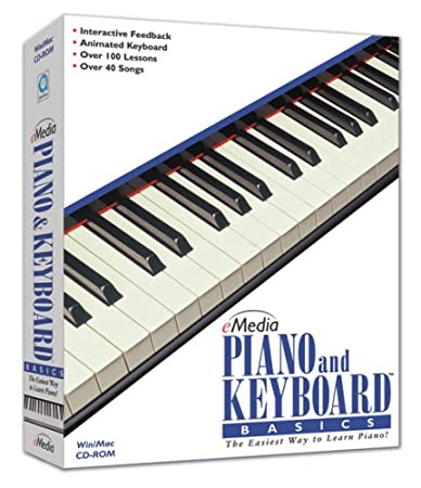 eMedia Piano & Keyboard Basics [Old Version]