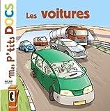 echange, troc Stéphanie Ledu, Didier Balicevic - Les voitures