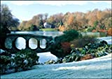Clive Nichols Garden Collection 1000 Piece Puzzle - Winter Frost at Stourhead