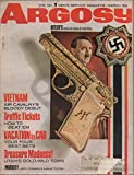 img - for Argosy: The No. 1 Men's Service Magazine, vol. 362, no. 3 (March 1966): Hitler's Solid Gold Pistol, Treasure Madness, Air Cavalry in Vietnam, Hochmann Miniatures, Rabies, Surf Buggies book / textbook / text book