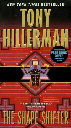 Tony Hillerman - The Shape-Shifter (Navajo Tribal Police 18)