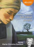 Un coeur simple (cc) - Audio livre 1CD AUDIO