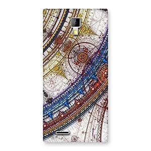 Premium Sonarp Multicolor Back Case Cover for Micromax Canvas Xpress A99
