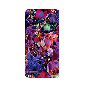 Digi Fashion Designer Back Cover with direct 3D sublimation printing for Sony Xperia M5 Dual