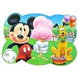 Disney Vinyl Placemats 43cm x 30cm - Mickey Mouse & Pluto