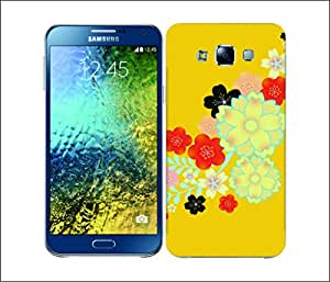 Galaxy Printed 1707 CIRCUIT BOARDS Big pro Hard Cover for Samsung ACE 3 (7272)