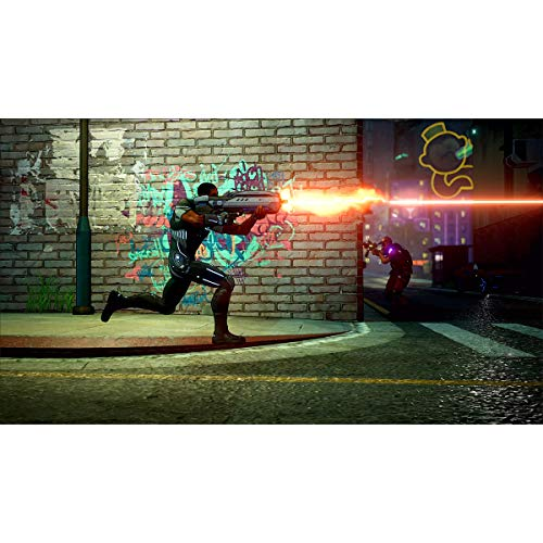 Crackdown 3 - XboxOne ゲーム画面スクリーンショット6