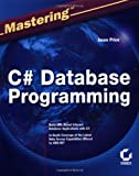 img - for Mastering C# Database Programming book / textbook / text book